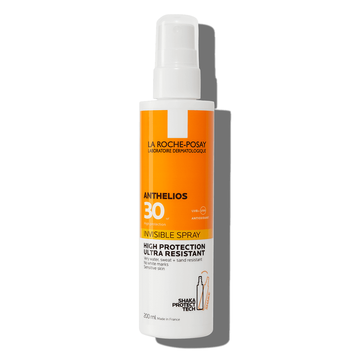 ANTHELIOS SPRAY INVISIBLE SPF30 200 ML
