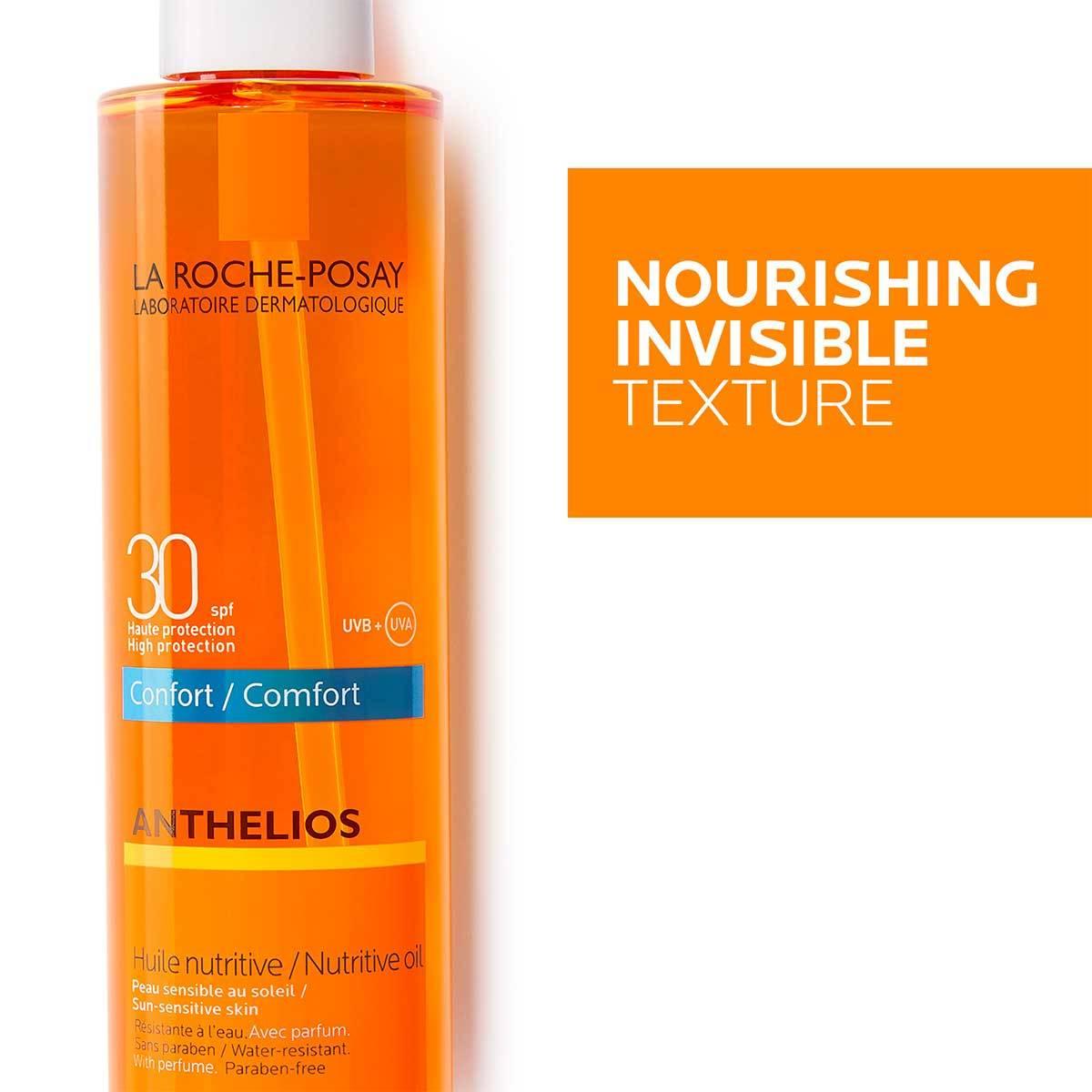 La Roche Posay ProductPage Sun Anthelios Nutritive Oil Spf30 200ml 333