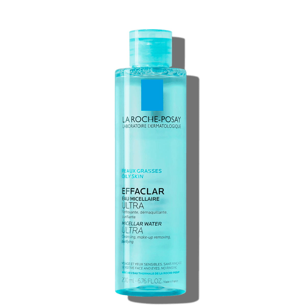 La Roche Posay Face Cleanser Effaclar Micellar Water Ultra 200ml 34334