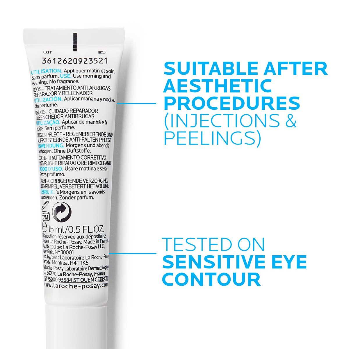 La Roche Posay ProductPage Anti Aging Hyalu B5 Eyes 40ml 3337875613668