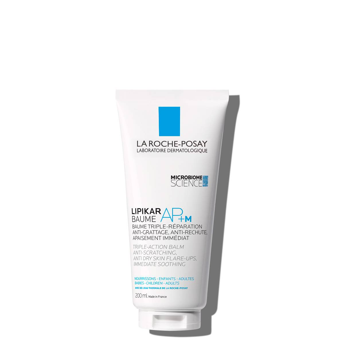 La Roche Posay Body Care Lipikar Baume APM 200ml Lipid Replenishing Balm AntiIrritation Scratching 0003337872418587